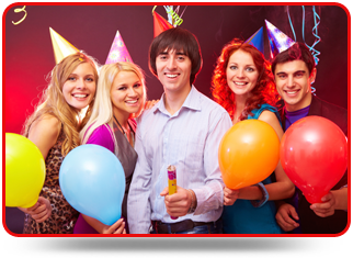 Party Hire - Birthday