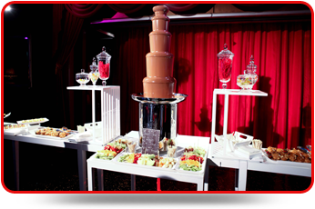 Chocolate Fountains - Hire - Melbourne