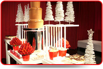 Chocolate Fountain Hire - Melbourne